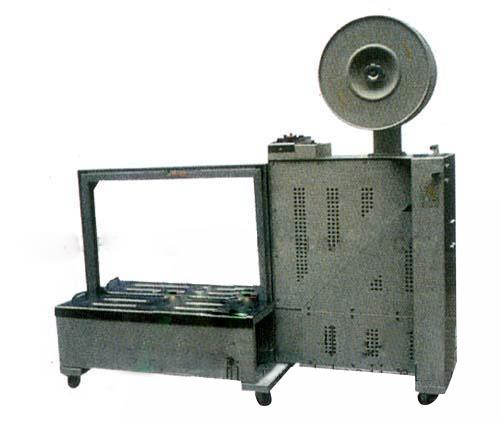 广州纸箱打包机全自动打包机操作方法