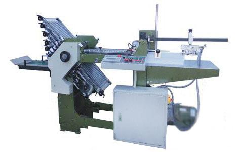深圳自动折纸机的选择技巧,您知道多少?