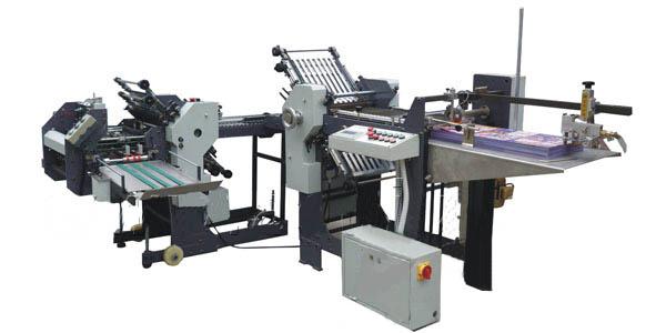 梅州自动折纸机以高品质去占领市场