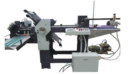 广东自动折纸机具有强大的市场潜力