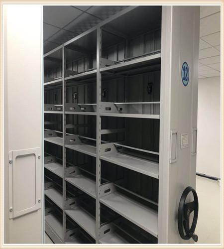 扬州档案室手摇密集柜交易市场