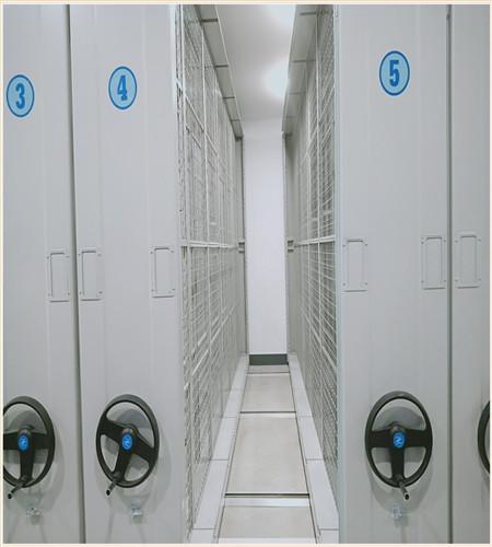 广安全封闭式档案柜生产工艺