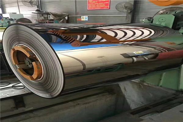 西宁0.3mm厚304不锈钢皮价格保温专用