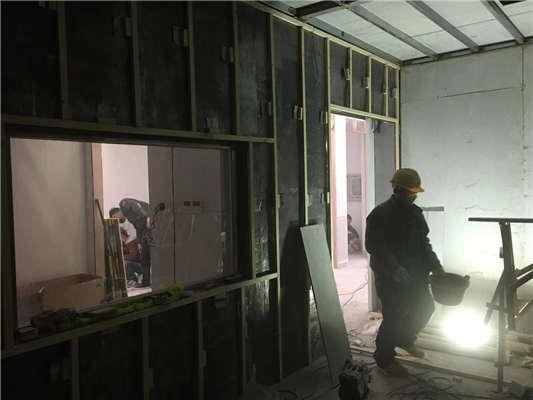 菏泽承接各种机房辐射防护工程的设计安装
