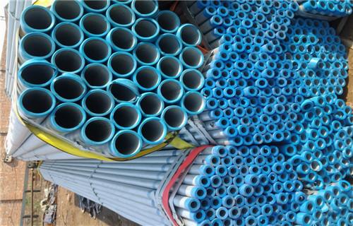 菏泽345B镀锌钢管加工交货及时